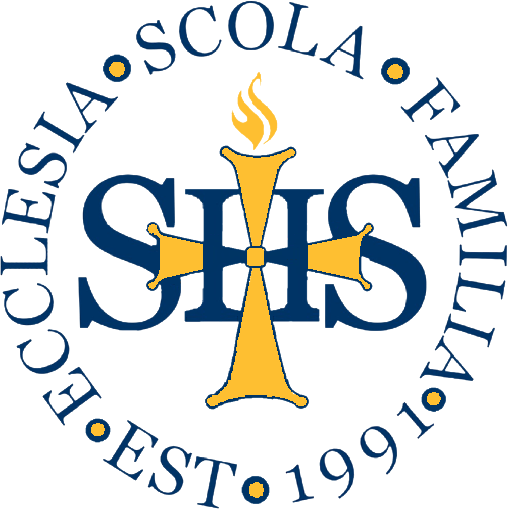 Saint Herman of Alaska Christian School logo